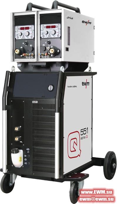 Сварочный аппарат EWM Q 551 MM D FDW