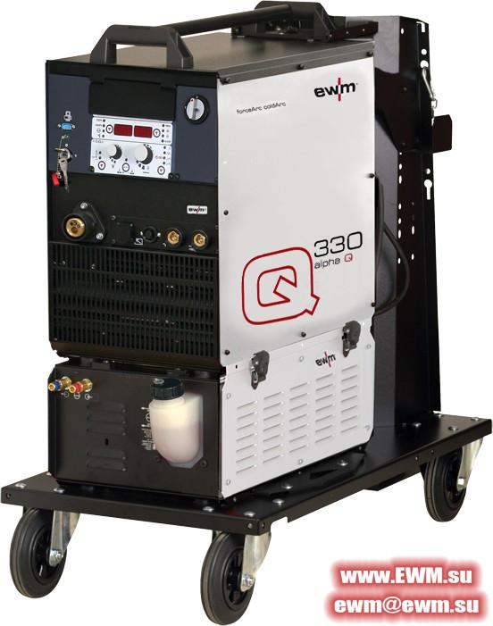 Сварочный аппарат EWM Alpha Q 330 MM TKM
