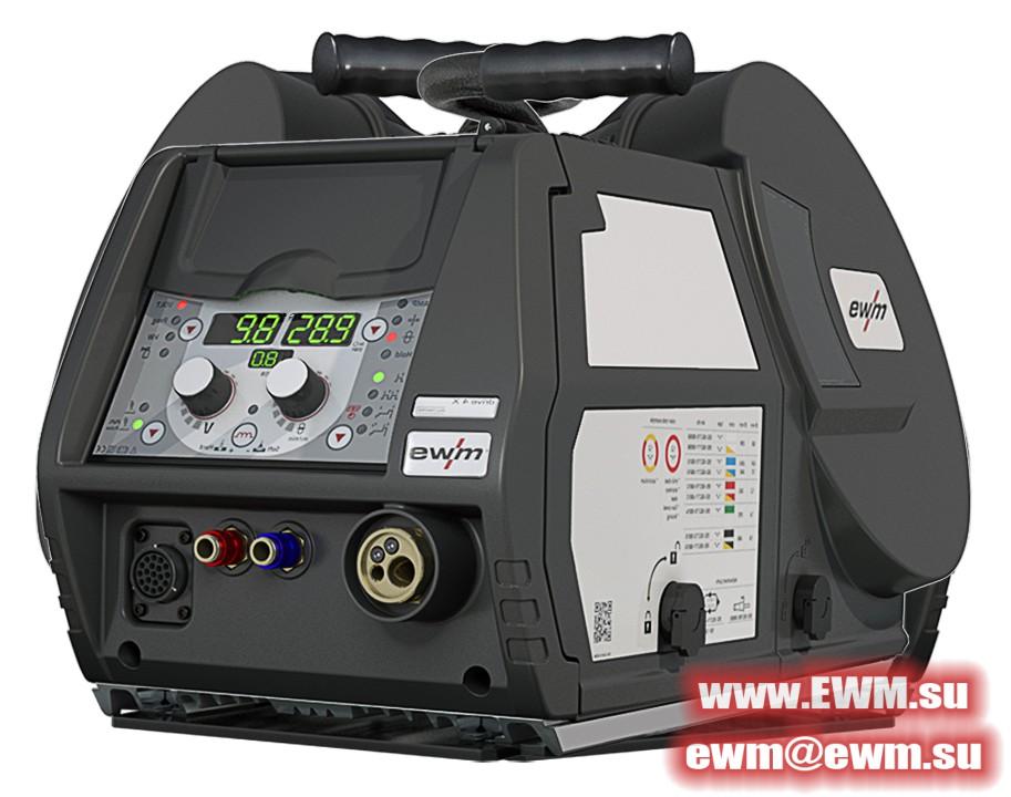 Механизм подачи проволоки EWM DRIVE 4X LP