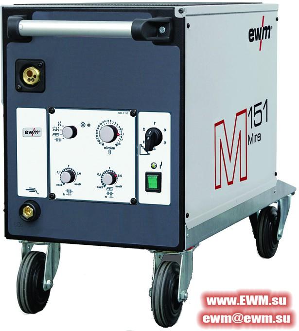 Сварочный аппарат EWM Mira 151 FKG