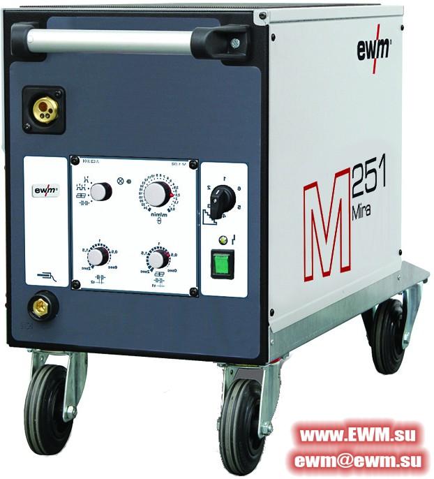 Сварочный аппарат EWM Mira 251 FKG