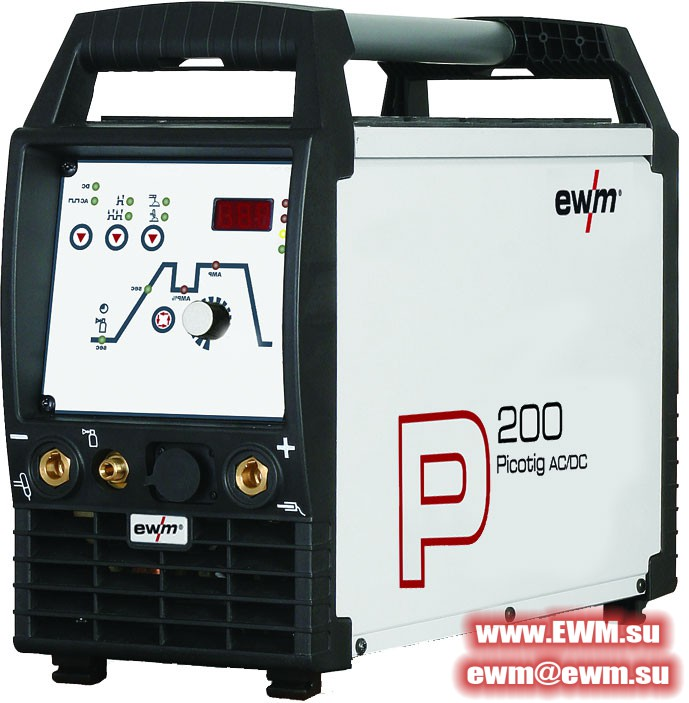 Сварочный аппарат EWM Picotig 200 TG AC/DC