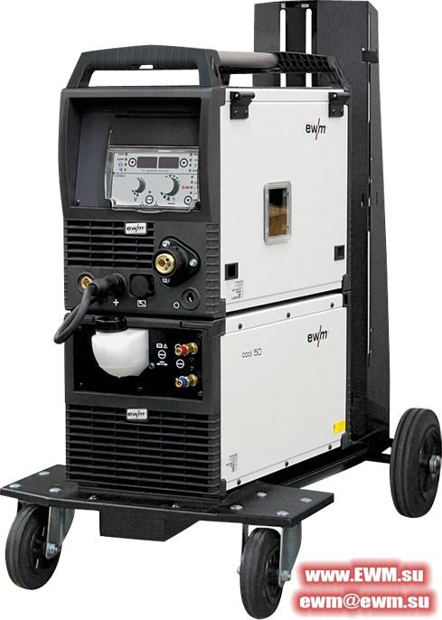 Сварочный аппарат EWM Taurus 355 TKM
