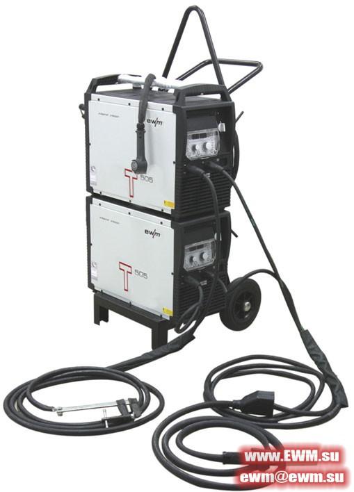 Сварочный аппарат EWM Taurus 505 Basic Duo Gouging