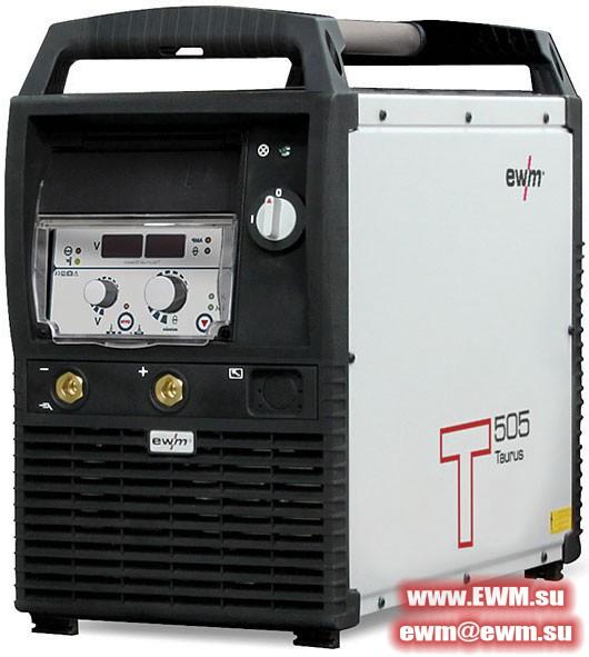 Сварочный аппарат EWM Taurus 505 Basic
