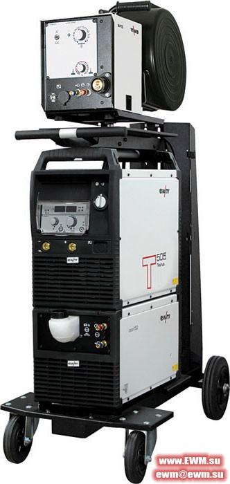 Сварочный аппарат EWM Taurus 505 TDM