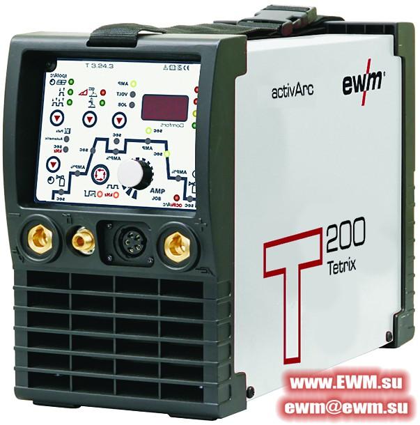 Сварочный аппарат EWM Tetrix 200 TG