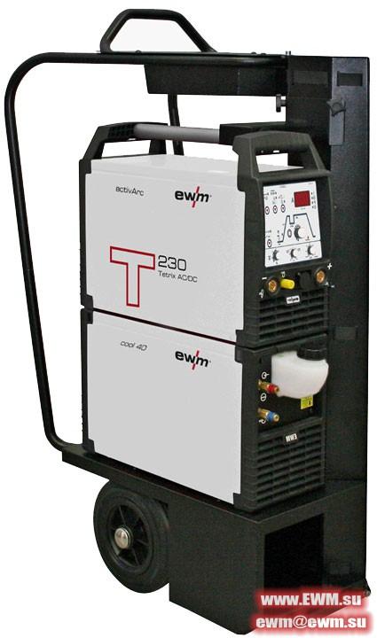 Сварочный аппарат EWM Tetrix 230 AC/DC TG