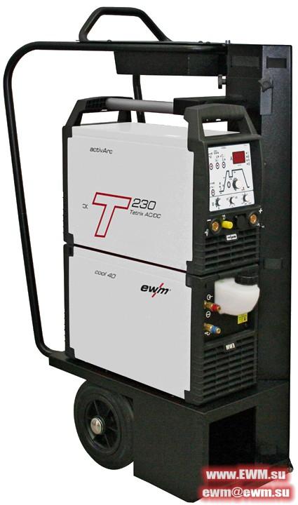 Сварочный аппарат EWM Tetrix 230 TM