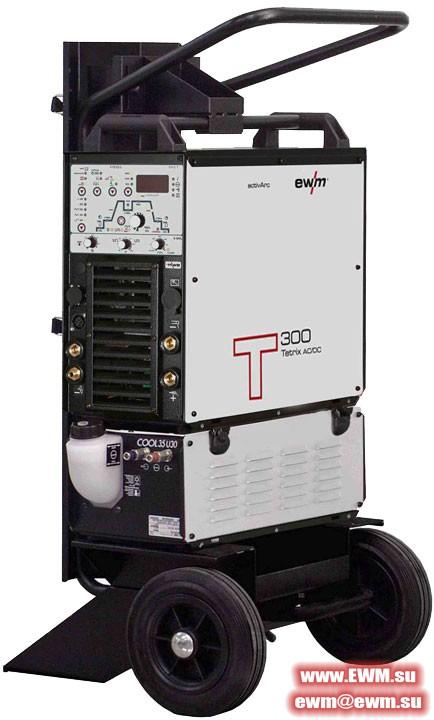 Сварочный аппарат EWM Tetrix 300 AC/DC TG