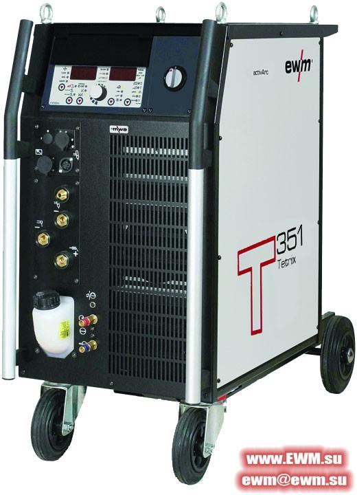 Сварочный аппарат EWM Tetrix 351 AC/DC FW