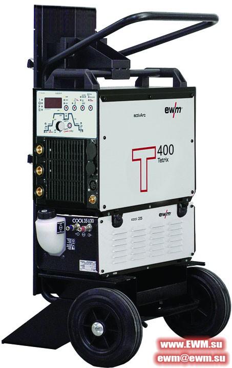 Сварочный аппарат EWM Tetrix 400-2 TM