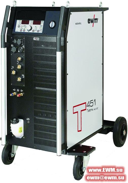 Сварочный аппарат EWM Tetrix 451 AC/DC FW