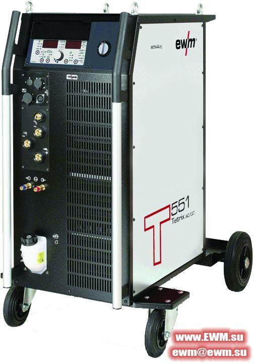Сварочный аппарат EWM Tetrix 551 AC/DC FW