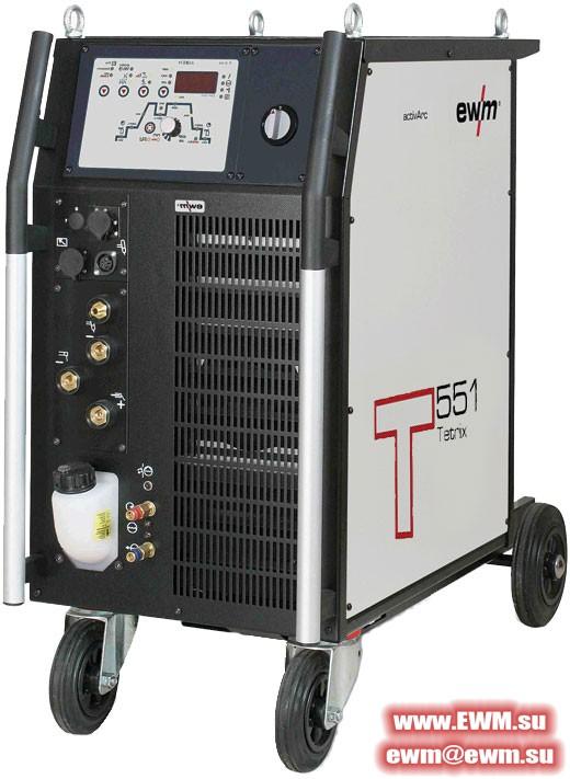 Сварочный аппарат EWM Tetrix 551 FW