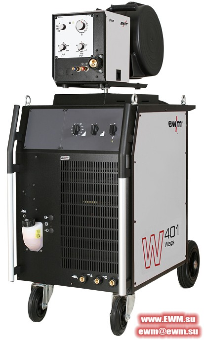 Сварочный аппарат EWM Wega 401 FDG/FDW