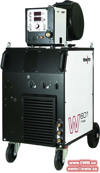 Сварочный аппарат EWM Wega 601 FDW