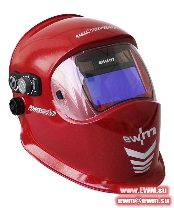 Защитный шлем EWM POWERSHIELD 9-13