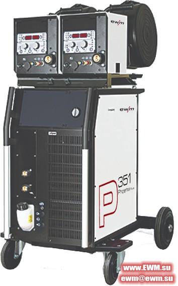 Сварочный аппарат EWM PHOENIX 351 puls MM 2DV FDW