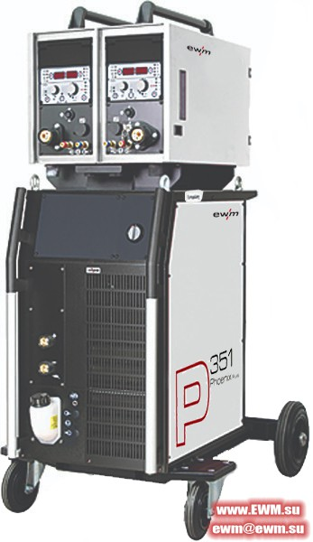 Сварочный аппарат EWM PHOENIX 351 puls MM D FDW