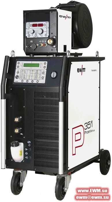 Сварочный аппарат EWM PHOENIX 351 puls MM FDW