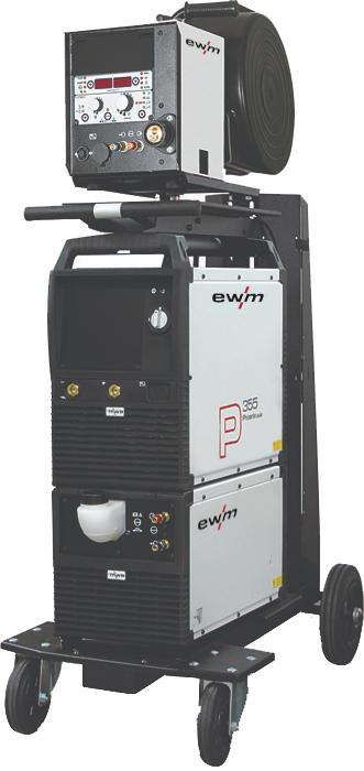 Сварочный аппарат EWM PHOENIX 355 puls MM TDM
