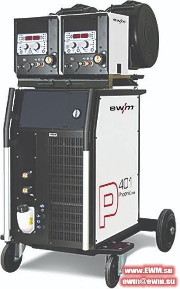 Сварочный аппарат EWM PHOENIX 401 puls MM 2DV FDW
