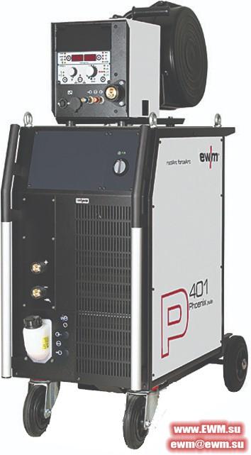Сварочный аппарат EWM PHOENIX 401 puls MM FDW