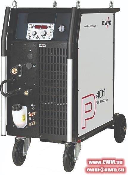 Сварочный аппарат EWM PHOENIX 401 puls MM FKW