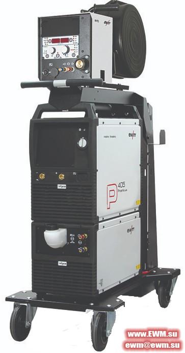 Сварочный аппарат EWM PHOENIX 405 puls MM TDM