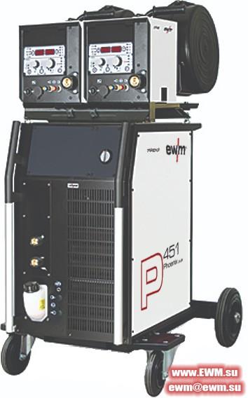 Сварочный аппарат EWM PHOENIX 451 puls MM 2DV FDW