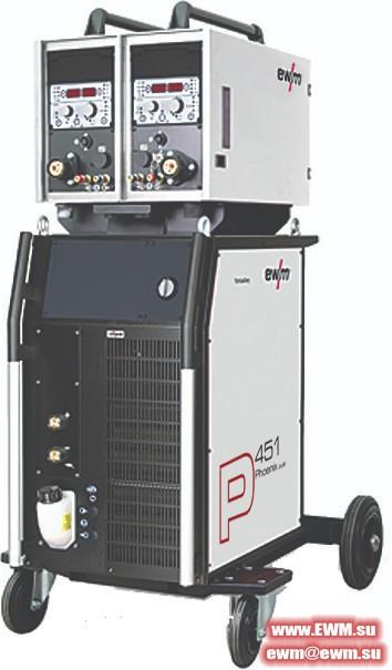 Сварочный аппарат EWM PHOENIX 451 puls MM D FDW