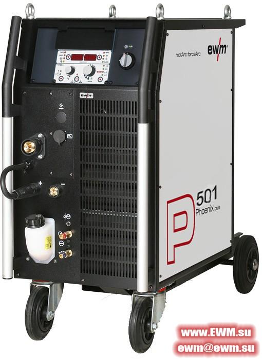 Сварочный аппарат EWM PHOENIX 501 puls MM FKW