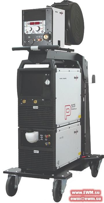 Сварочный аппарат EWM PHOENIX 505 puls MM TDM