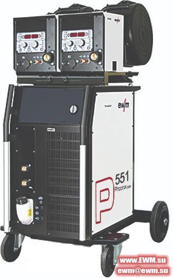Сварочный аппарат EWM PHOENIX 551 puls MM 2DV FDW