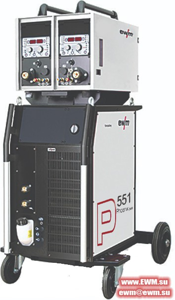 Сварочный аппарат EWM PHOENIX 551 puls MM D FDW